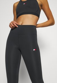 Tommy Sport - PERFORMANCE - Leggings - black - 4