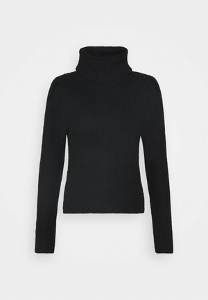 MONA - Jumper - black