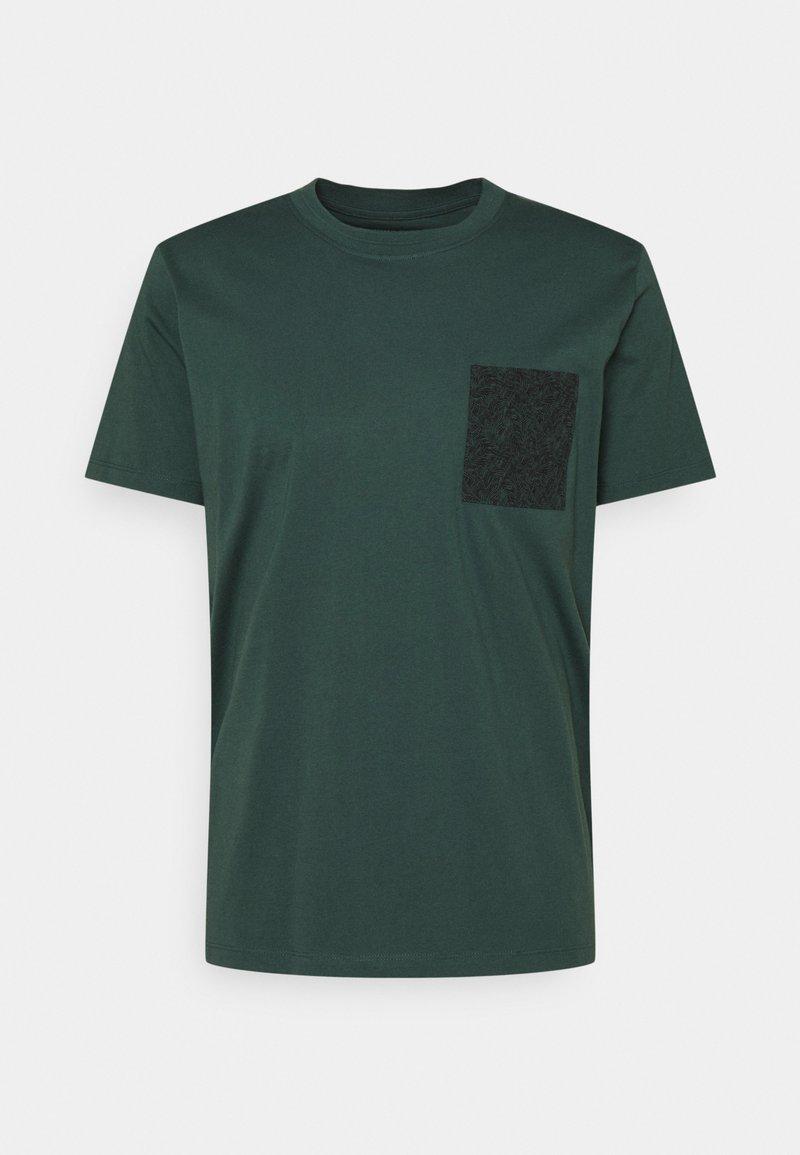 Esprit - Print T-shirt - teal blue