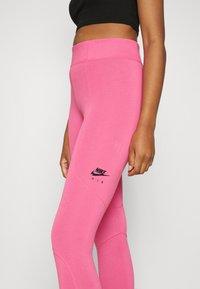 Nike Sportswear - Leggings - Trousers - pinksicle/black - 4