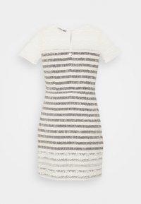 TWINSET - Day dress - stuoia avorio blu - 8