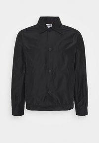 TOP JACKET - Summer jacket - black