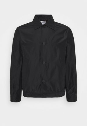 TOP JACKET - Lehká bunda - black