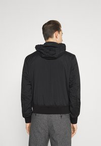 Armani Exchange - JACKET - Summer jacket - black - 2