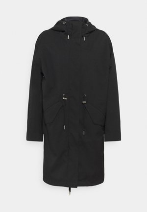 POLLY - Parka - black