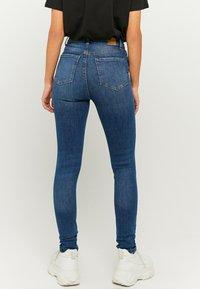 TALLY WEiJL - Jeans Skinny Fit - dark blue - 2