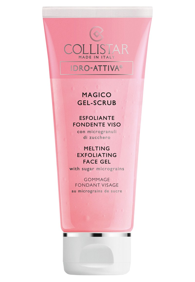 Collistar - MELTING EXFOLIATING FACE GEL - Face scrub - -