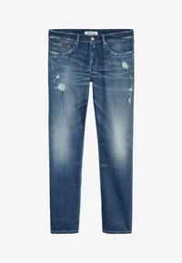 Tommy Jeans - Straight leg jeans - dark-blue denim - 2