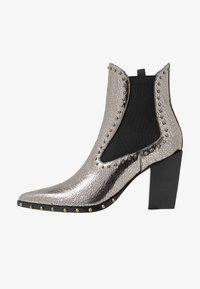 Pinko - ENDINE  - High heeled ankle boots - grey - 1