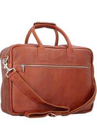 Cowboysbag - THE COLLEGE - Briefcase - cognac - 1