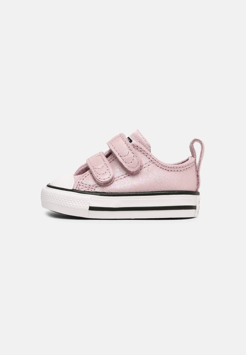 Converse - CHUCK TAYLOR ALL STAR SHIMMER UNISEX - Sneakers laag - himalayan salt/white/black