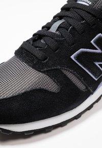 New Balance - WL373 - Sneakersy niskie - black/white - 2
