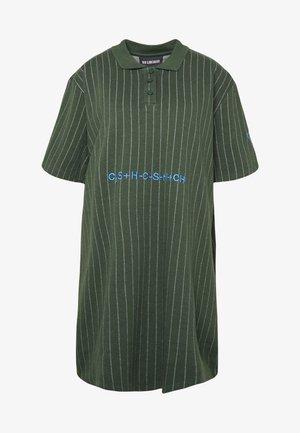 POLO DRESS - Day dress - green