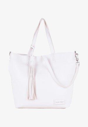 PENNY - Bolso shopping - ecru