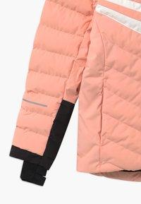 Reima - AUSTFONNA - Snowboard jacket - powder pink - 4