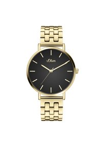 s.Oliver - Watch - gold - 0