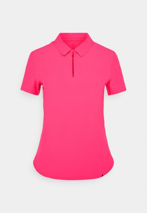 ACE - Polo shirt - hyper pink/white