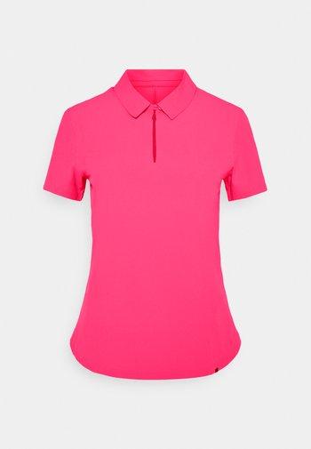 ACE - Polo shirt - hyper pink/white