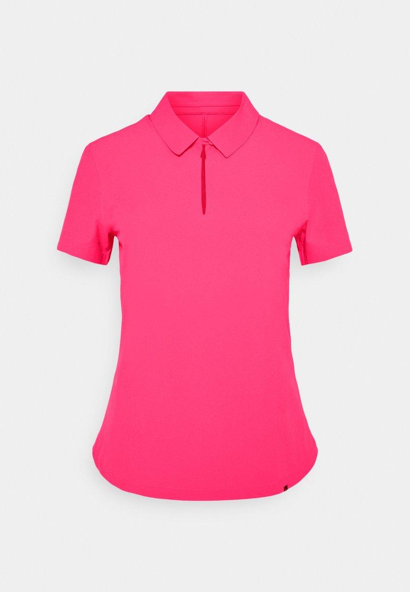 Nike Golf - ACE - Polotričko - hyper pink/white