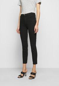 J Brand - ALANA HIGH RISE CROP SKINNY - Jeans Skinny Fit - vanity - 0