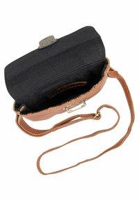 COX - HANDYTASCHE BUCKLE - Across body bag - brown - 2