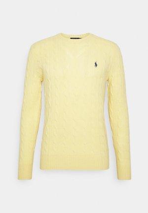 Trui - empire yellow