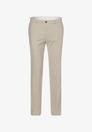 Trousers - ecru