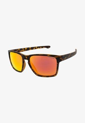 PREDATOR - Sports glasses - mottled brown
