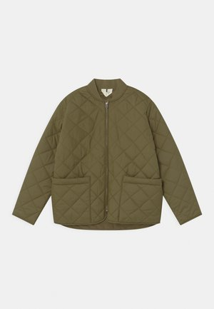 UNISEX - Light jacket - green