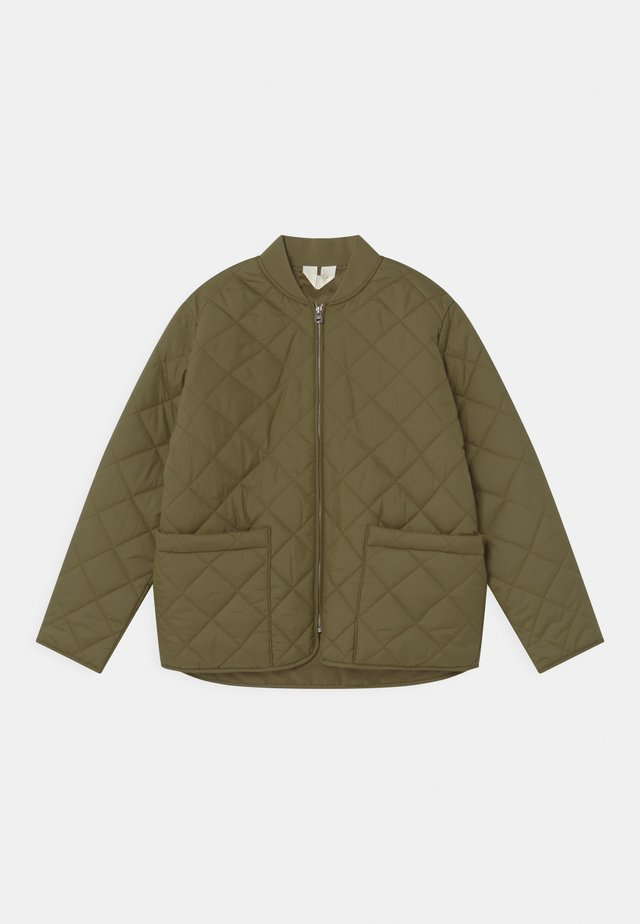 UNISEX - Light jacket - green