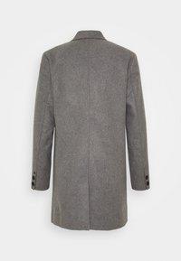 Solid - JACKET FAYETTE - Classic coat - grey melange - 1