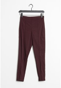 ASOS - Trousers - red - 0
