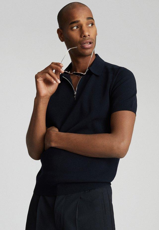 MELLOR - Polo shirt - navy blue