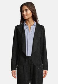 Betty & Co - Faux leather jacket - schwarz - 0