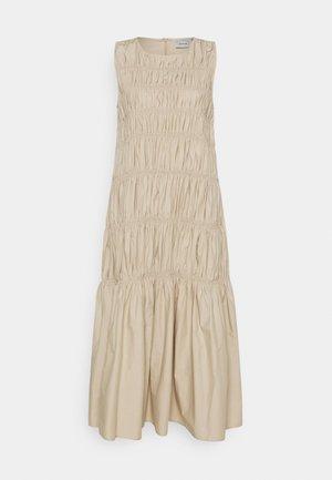 LENA LONG DRESS - Day dress - beige