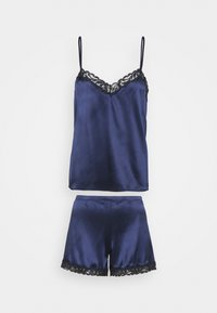 La Perla - TOUCH SHORT  - Pyjama set - dark night - 5