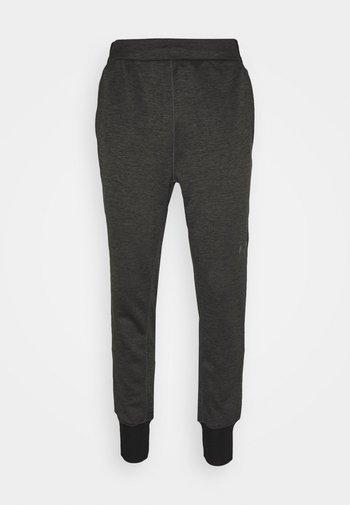 Tracksuit bottoms - dark gray heather