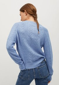 Mango - VACATION - Jumper - blau - 2
