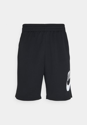 SUNDAY UNISEX - Trainingsbroek - black/white