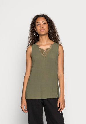 VMESTHER  LACE - Top - ivy green