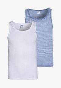 Sanetta - 2 PACK - Undershirt - riviera - 0