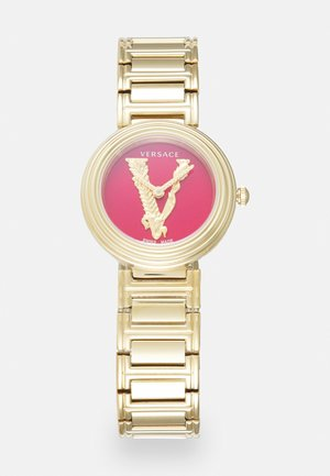 VIRTUS MINI DUO SET - Watch - gold-coloured/red