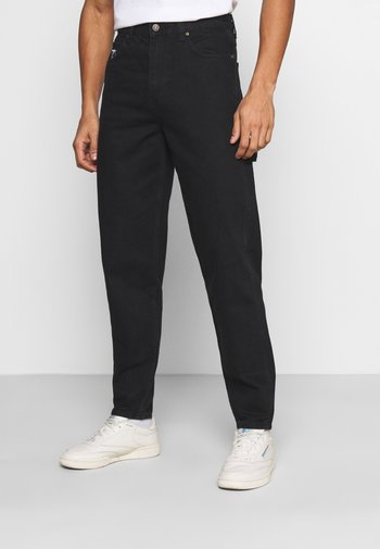 RINSE PANTS - Jeans Relaxed Fit - black