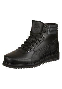 Puma - Sneakers alte - puma black-puma black-dark shadow - 2