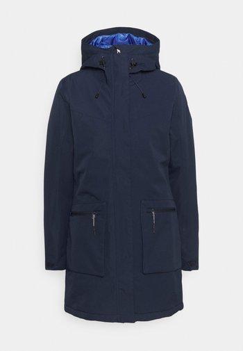 AVENAL - Winter coat - dark blue