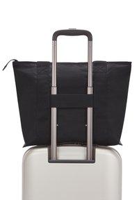 Kipling - ERA M - Tote bag - rich black - 6