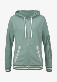Bench - Zip-up hoodie - mint - 0