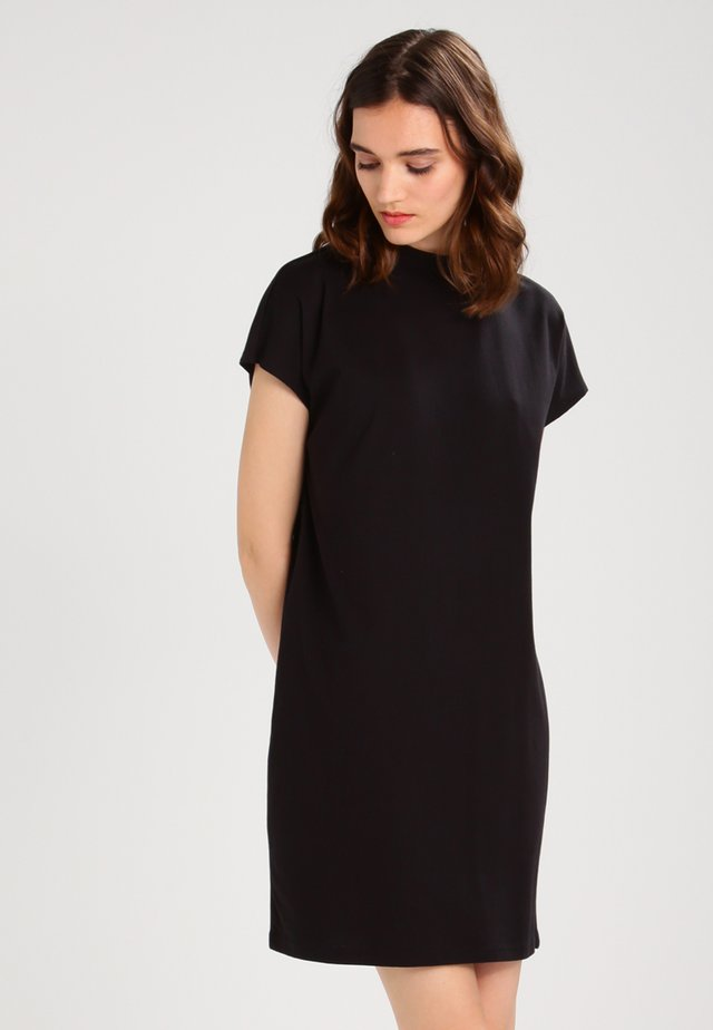 PRIME DRESS - Jerseyjurk - black