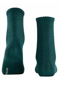 FALKE - POINTELLE - Socks - peacock - 2