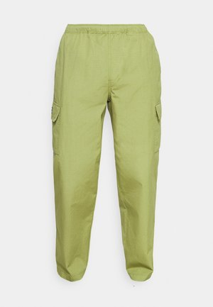 EASY BIG BOY PANT - Pantalon cargo - burnt olive